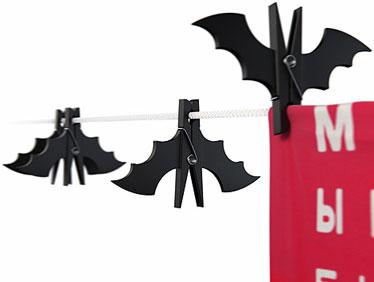 Vespertilium Clothes Peg Batman