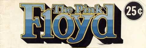 Pink Floyd – 1975 Tour Program Was a Faux Underground Comic