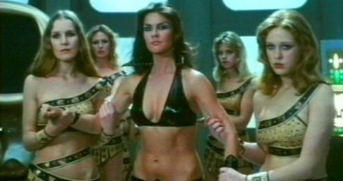 Starcrash – Trailer of the Campy Science Fiction Classic