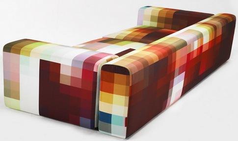 Pixel Art Couch by Cristian Zuzunaga 2