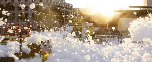 Sony – Foam City Commercial