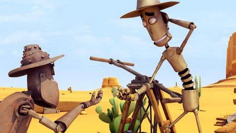 Twit Twit - Charly & Radin- Animation Film