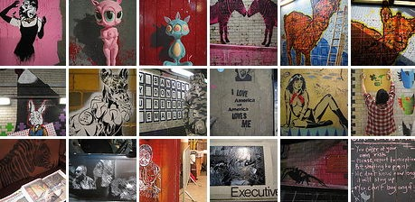 The Cans Festival – Flickr Set Featuring the Art of Banksy