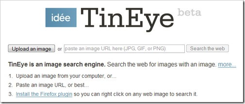 TinEye Image Search – Review