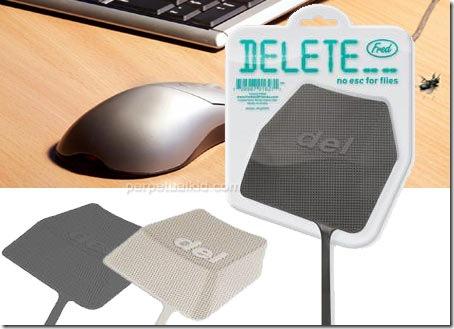 Delete-Fly Swatter