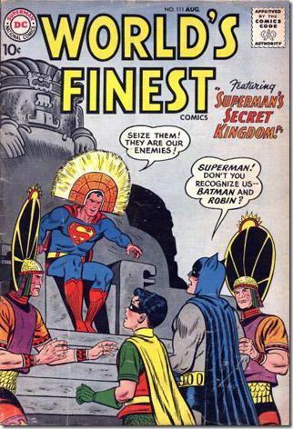 Superman - Batman - Robin