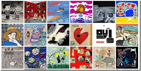 Children's Dreams Illustrated by Various Artists – Flickr Gallery