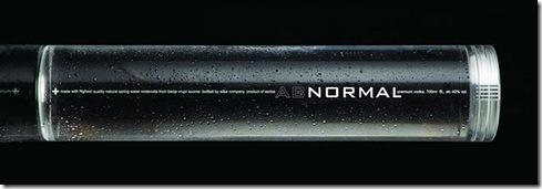 ABnormal Vodka Bottle – Award Winning Design