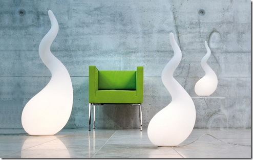 The Alien Lamp Is The Brainchild Of German Designer Constantin Wortmann,  And Comes In Four Variations For Indoor And Outdoor Use.