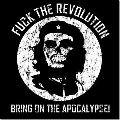 Zombie Che Guevera Tshirt