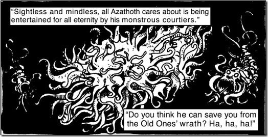 Free Mini Cthulhu Comic