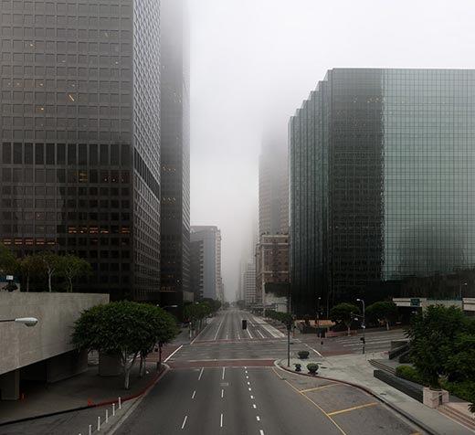 L.A.-empty