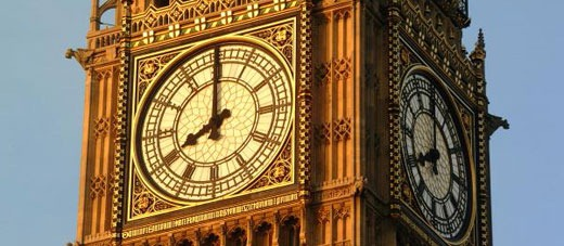 The Big Ben Clock Has A Twitter Feed