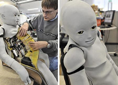 Creepy Robots