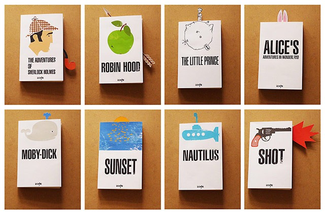 Concept Dust Jackets And Bookmarks By Icoeye