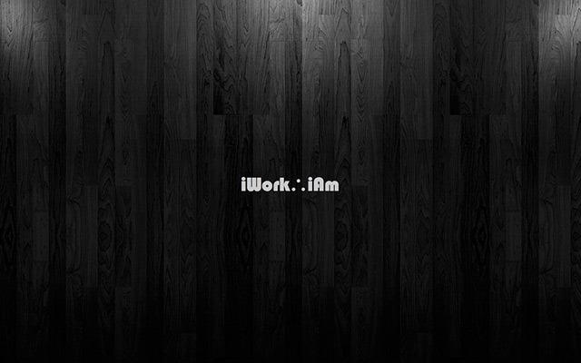 I_work_I_am_Minimalistic_Wallpaper