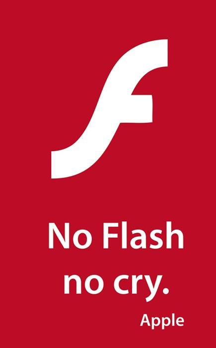 No Flash No Cry