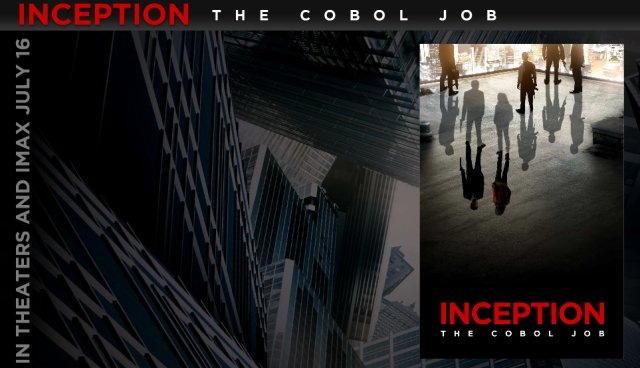 Inception Comic Prologue