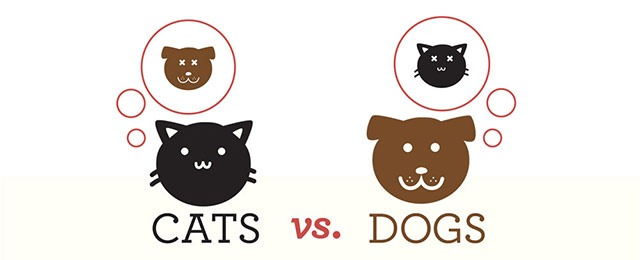 The Truth About Cats And Dogs–Infographic