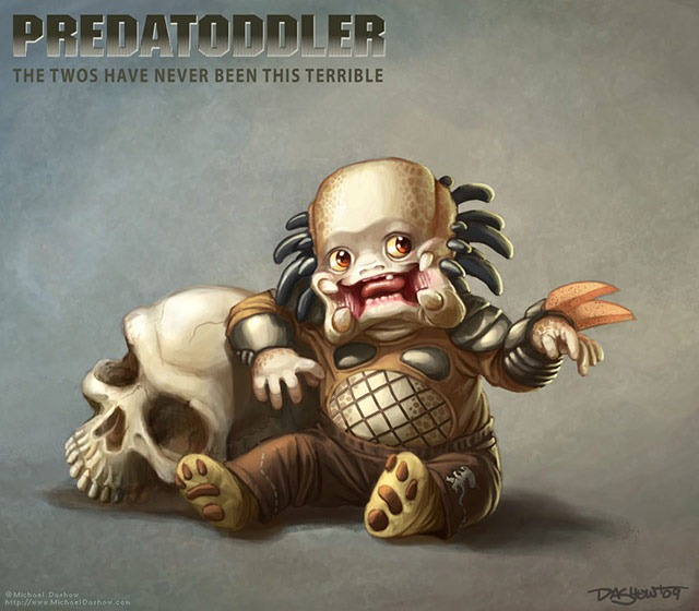 Predator Toddler
