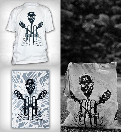 Dizzy Gillespie Prints and T-Shirts