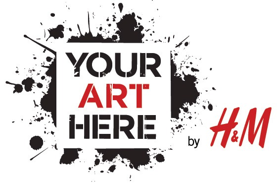 'Your Art Here' – H&M's Online Visual Arts Contest