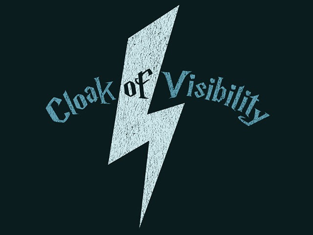 Cloak of Visibility For Proud Muggles