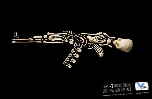 Anti-Gun Violence Ad