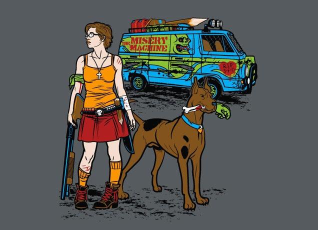 Scooby and Velma – Survivors of the Zombie Apocalypse