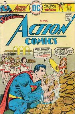 Funny DC Comic Book Covers – Gallery