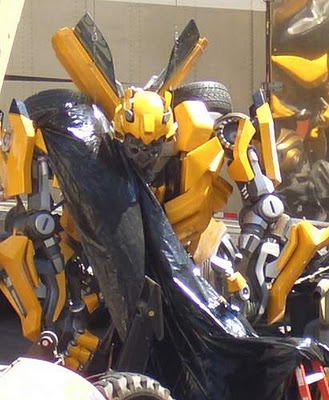 Transformers Movie Gallery of over 400 Pics