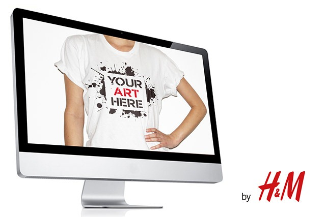 H&M's 2011 'Your Art Here' Contest