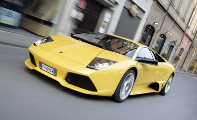 Top 10 List of the world's fastest Cars