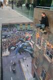 The Coolest Sidewalk Art