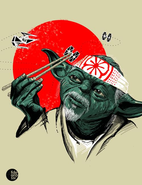 Mr. Yoda Miyagi
