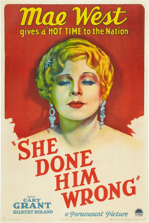 Pre-Code Hollywood Movie Posters