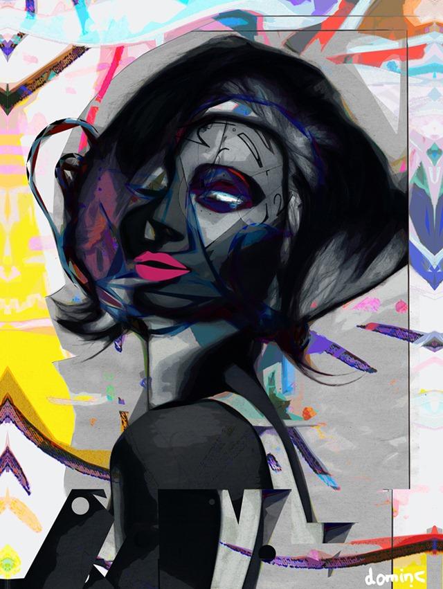 Feature at Jaz jaz - 1 Seduced by colour