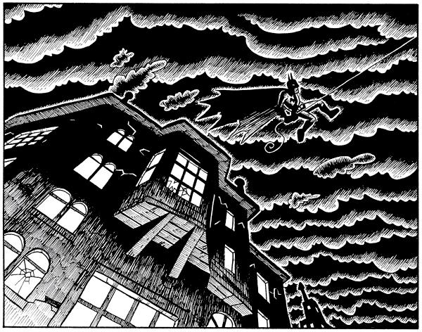 Batman – A Darkly Twisted Comic