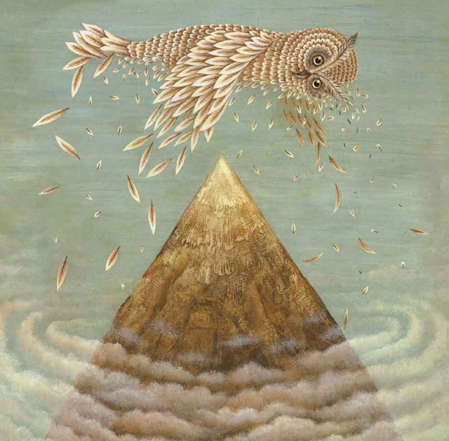 Kathleen-Lolley--Bird-Song-Of-The-Olympus-Mons