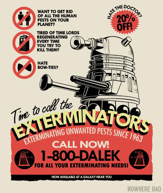 Dalek Exterminators