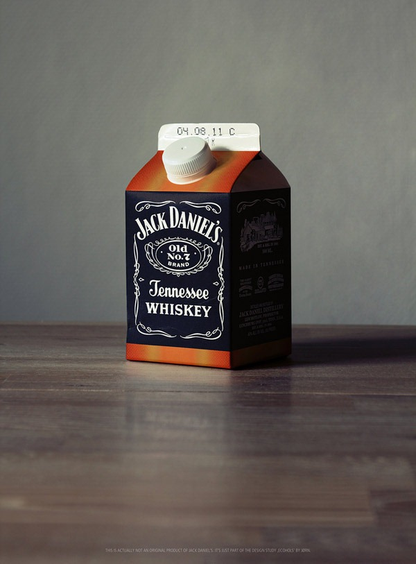 Alcohol in Cartons