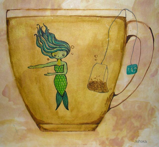 Sahara Jane's Whimsical Art