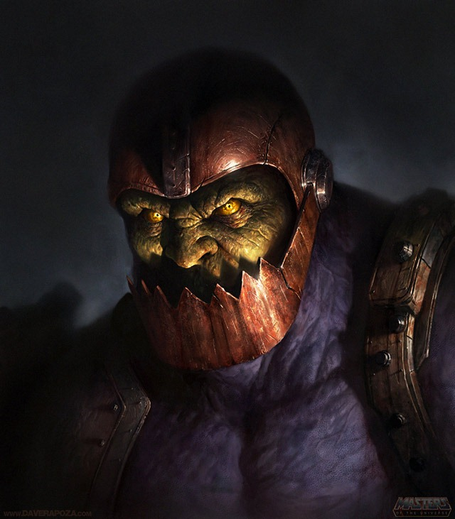 Trapjaw of Masters of the Universe