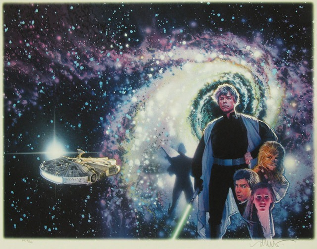 Drew Struzan's Iconic Movie Posters