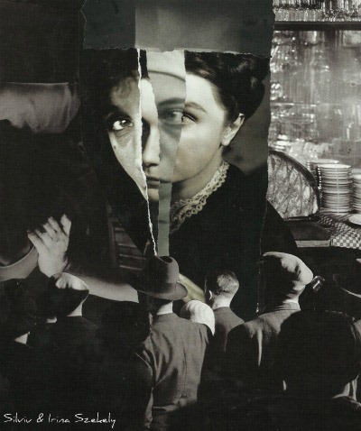 The Collage Artworks of Irina and Silviu Szekely