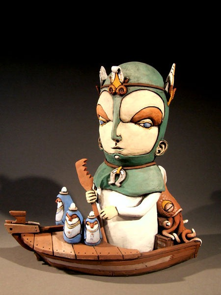 Mud Monkey's Awesome Sculptures