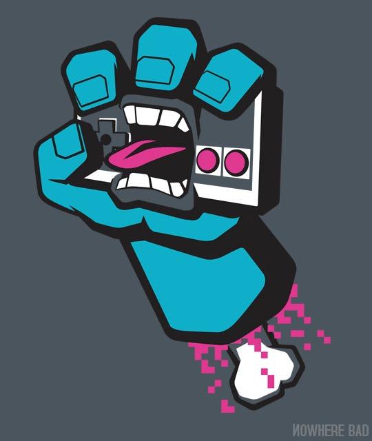 Raging Hand