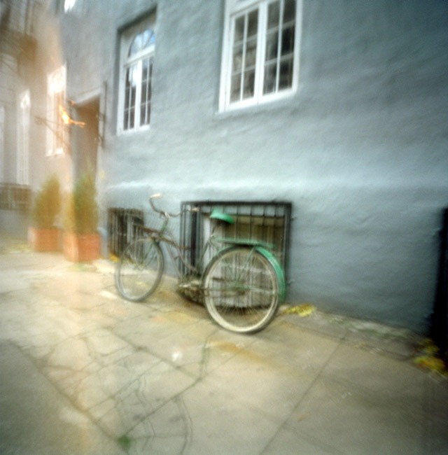 Bicycle-in-SoHo