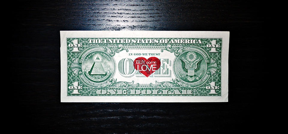 """Buy Some Love"" – Pricey Collectible Dollar Bills Circulate in New York"