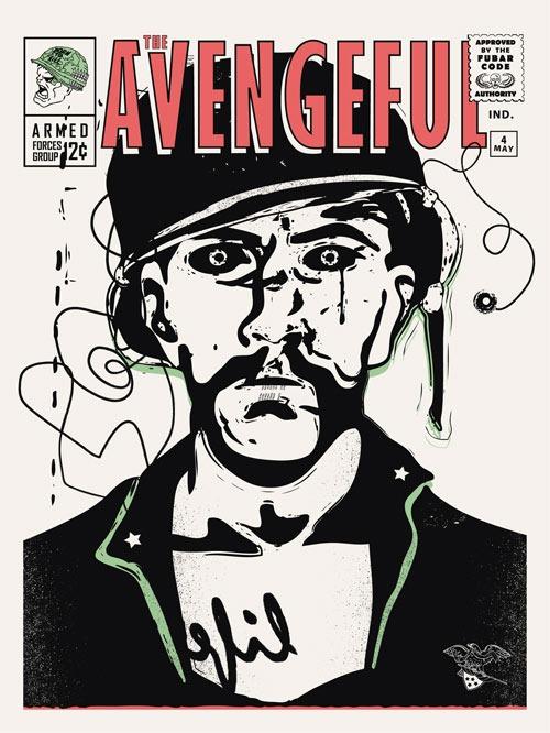 """The Avengeful"" – Art Print by LifeVersa"